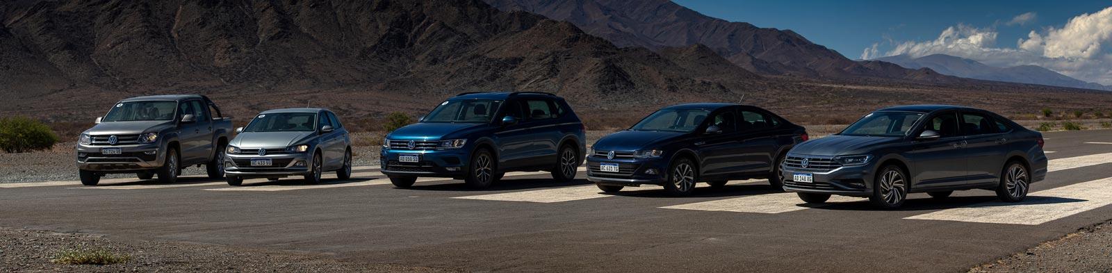 Volkswagen lanzamientos 2018