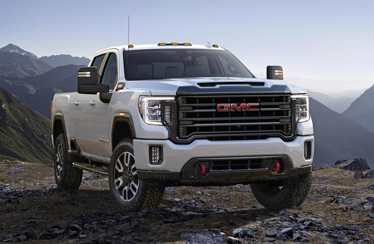 Sierra HD, la bestial pick up de GMC