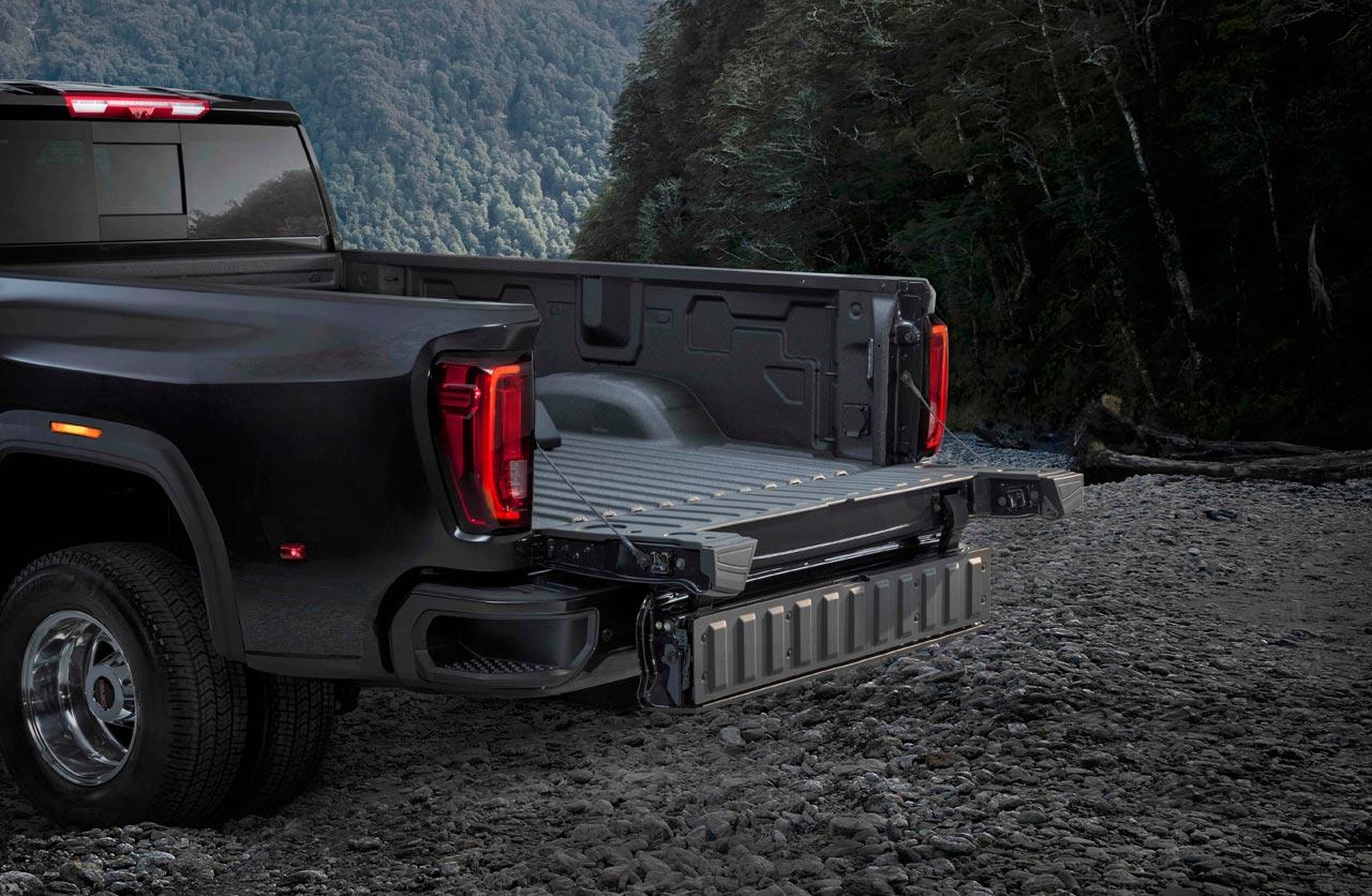 Sierra HD, la bestial pick up de GMC - Mega Autos