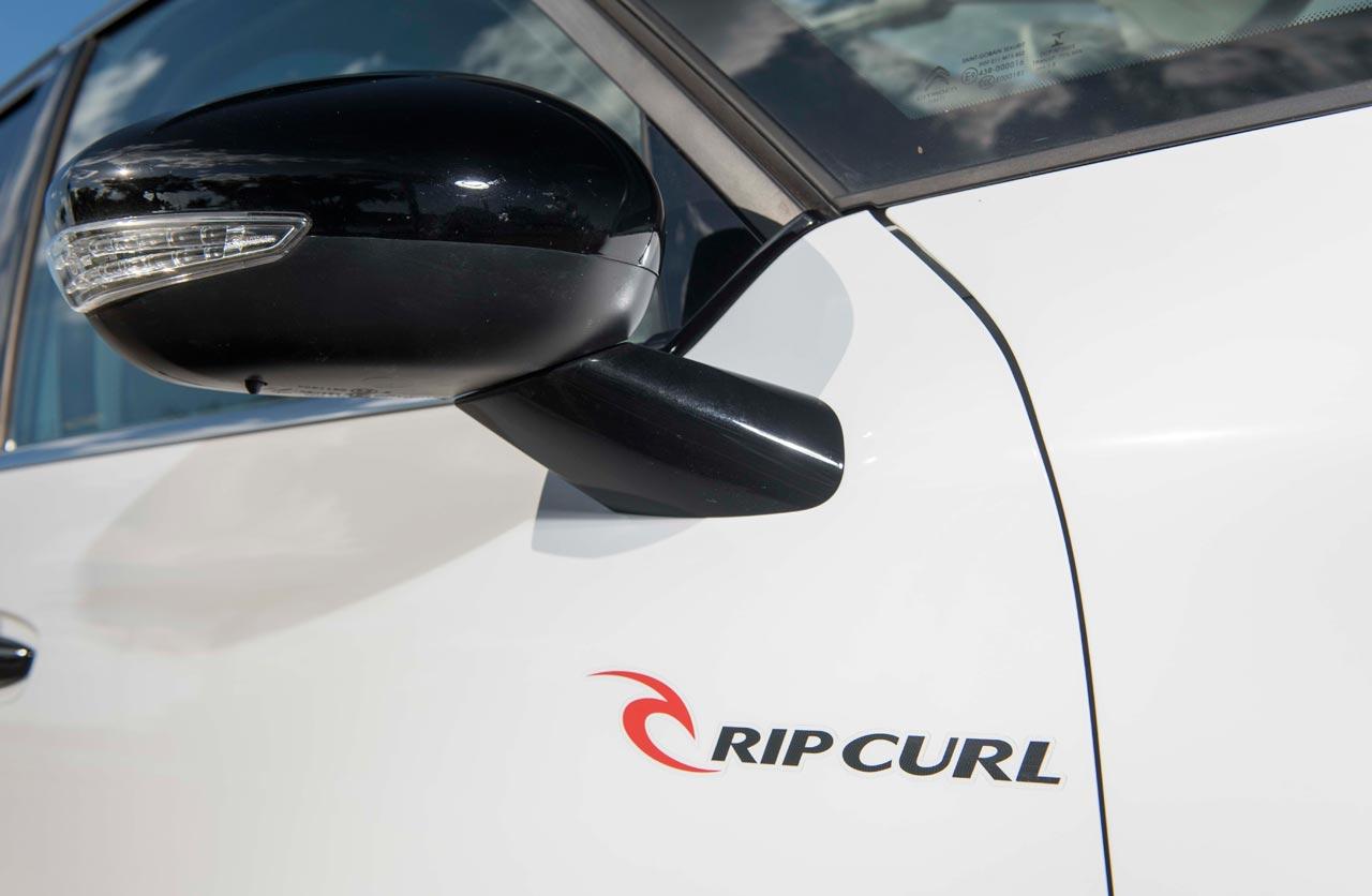 Citroën C4 SpaceTourer Rip Curl
