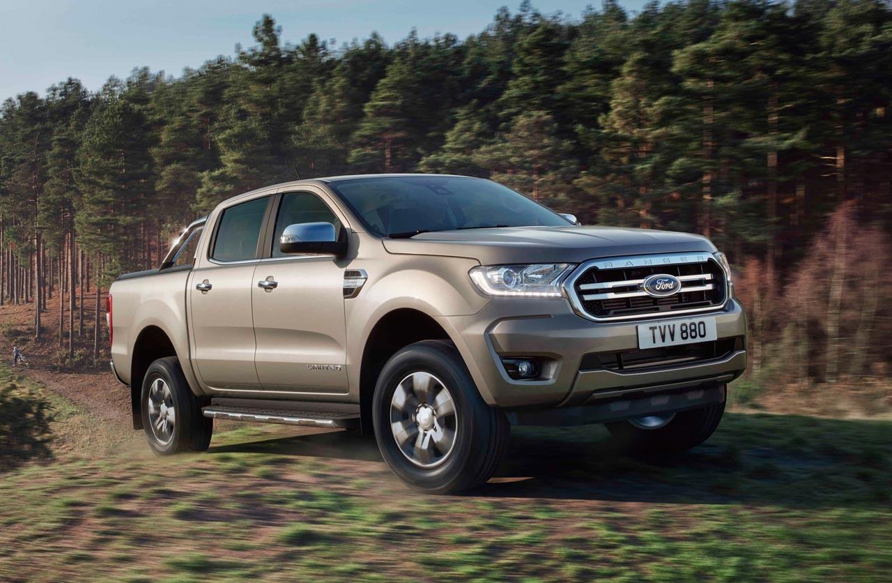 Ford Ranger: nuevos motores y más en Europa