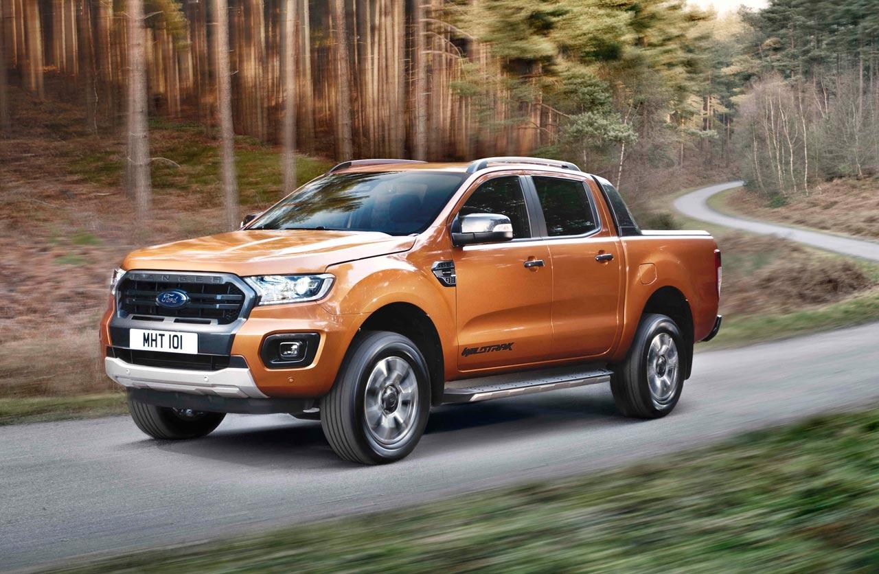 Ford Ranger Wildtrak 2019 Europa
