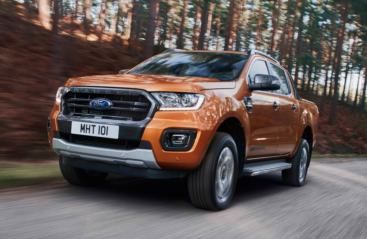 Ford Ranger 2019 Wildtrak Europa