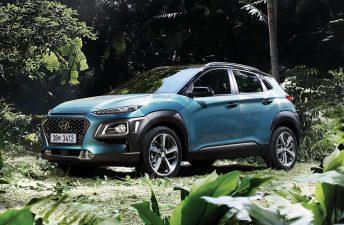 Hyundai Kona, a la venta en Argentina