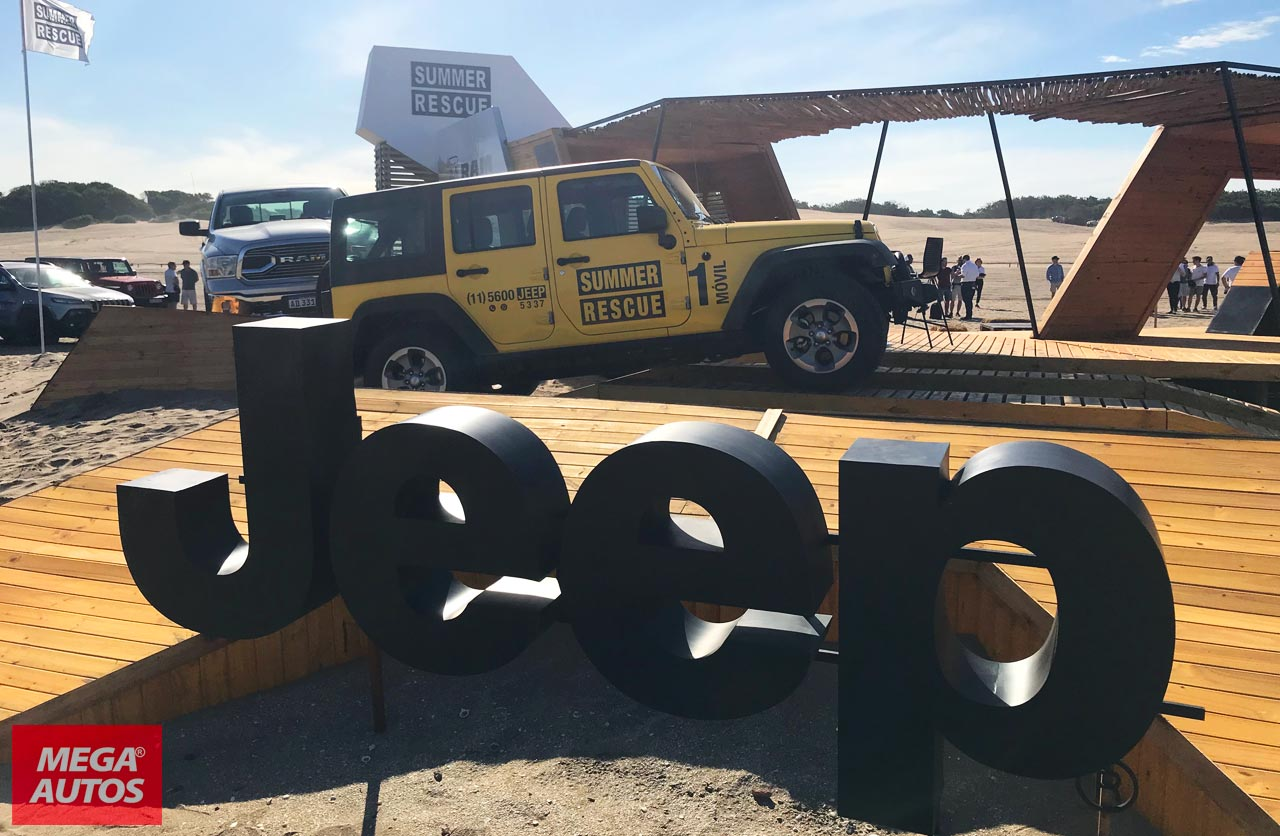 Jeep Summer Rescue