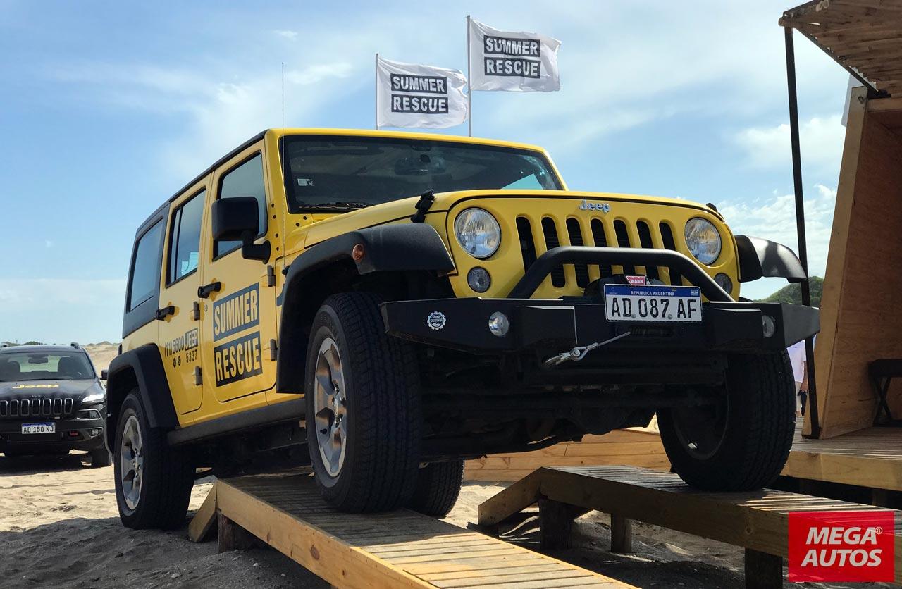 Jeep y RAM, protagonistas de las vacaciones de los argentinos