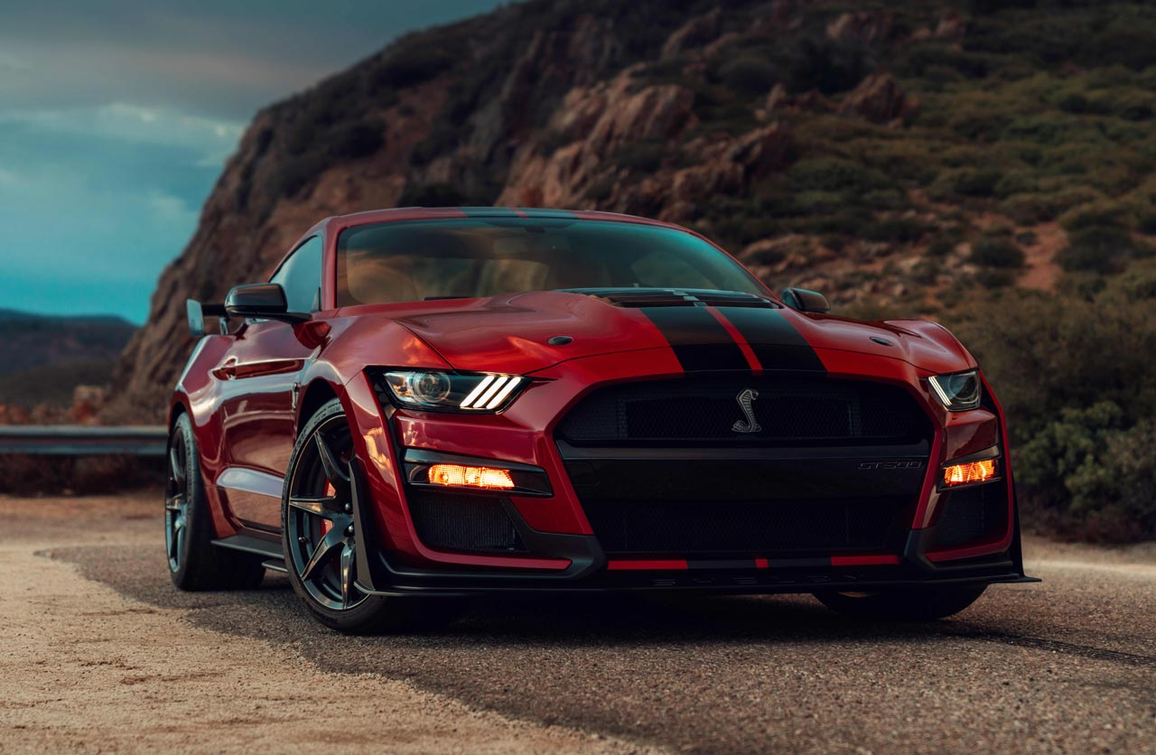 El Ford Mustang más potente de la historia