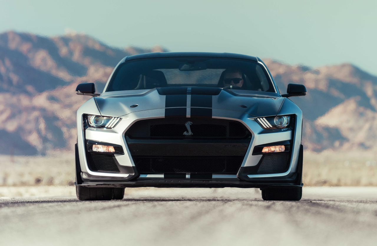 Mustang Shelby GT500 2020