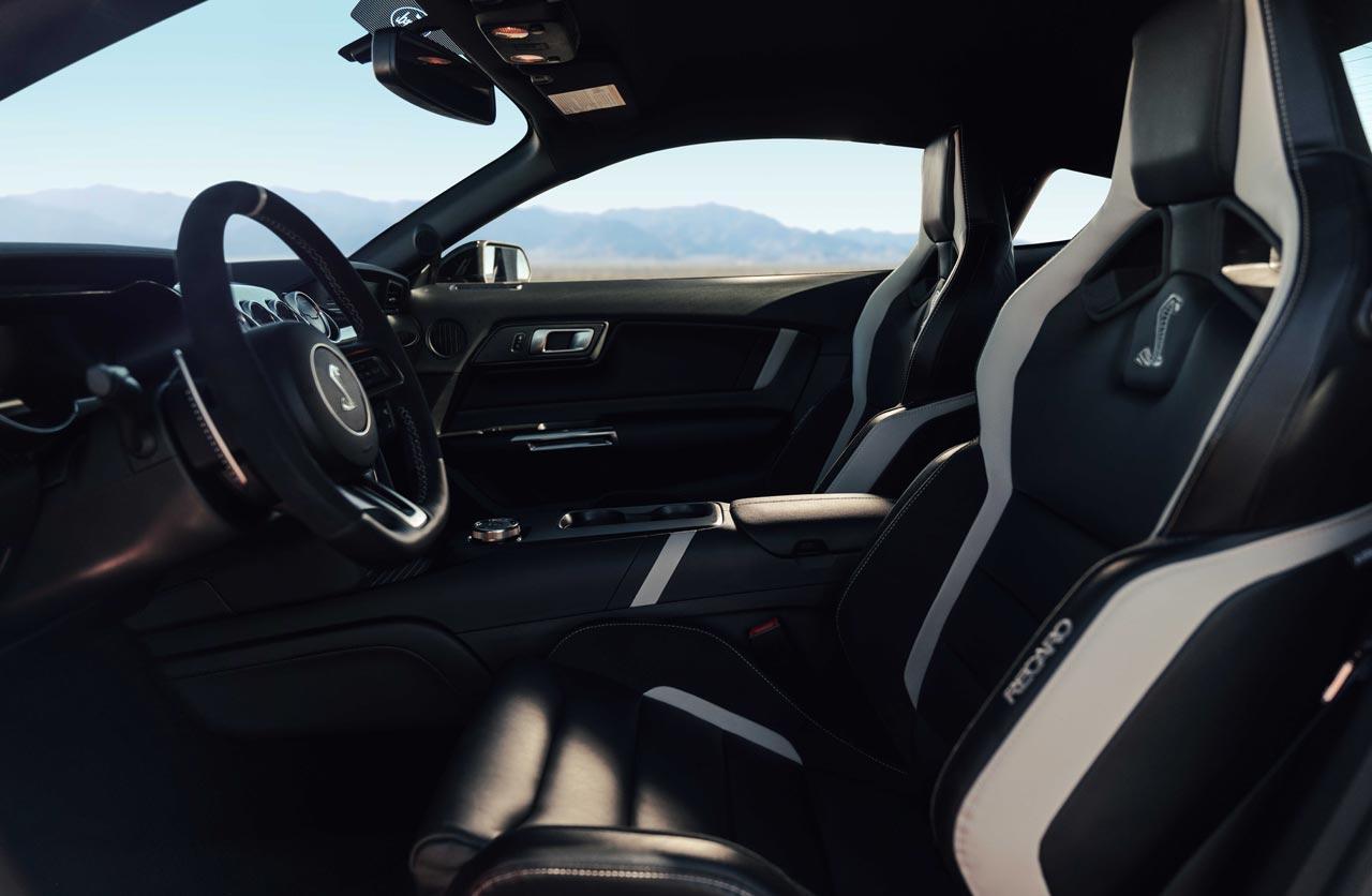 Interior Mustang Shelby GT500 2020