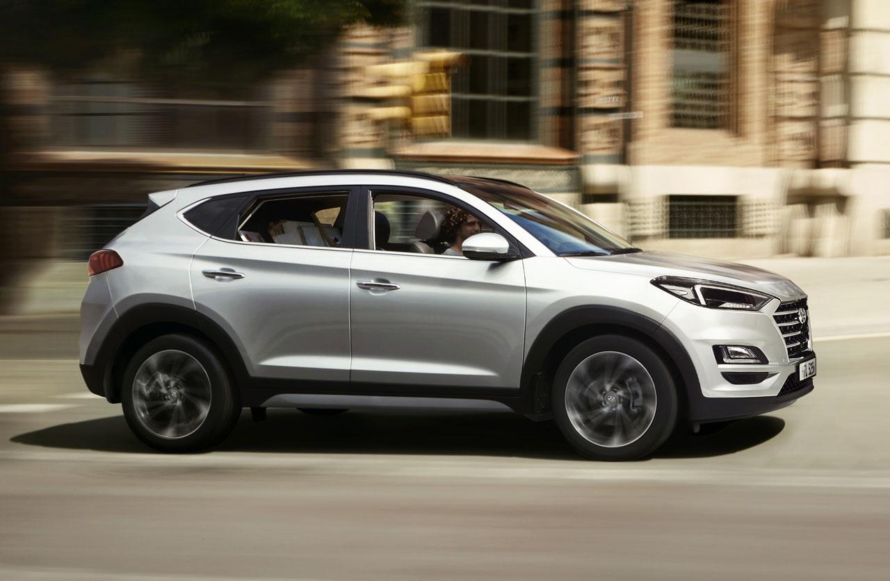 Llegó el Hyundai Tucson 2020