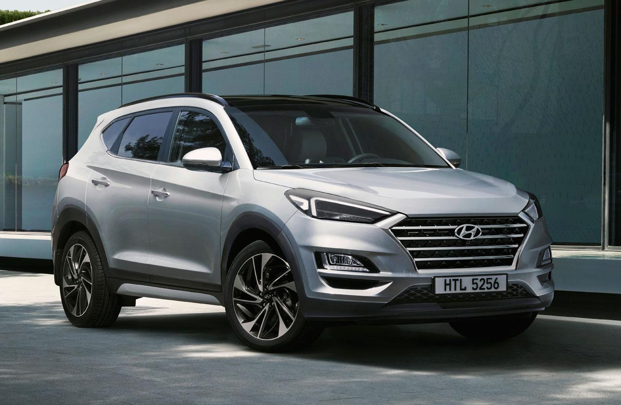 Hyundai Tucson 2019, también con turbo