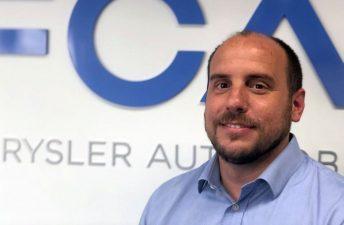 Pablo García Leyenda asume como Director Comercial de FCA Automobiles Argentina