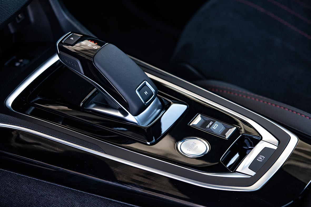 Peugeot 308 S caja automática