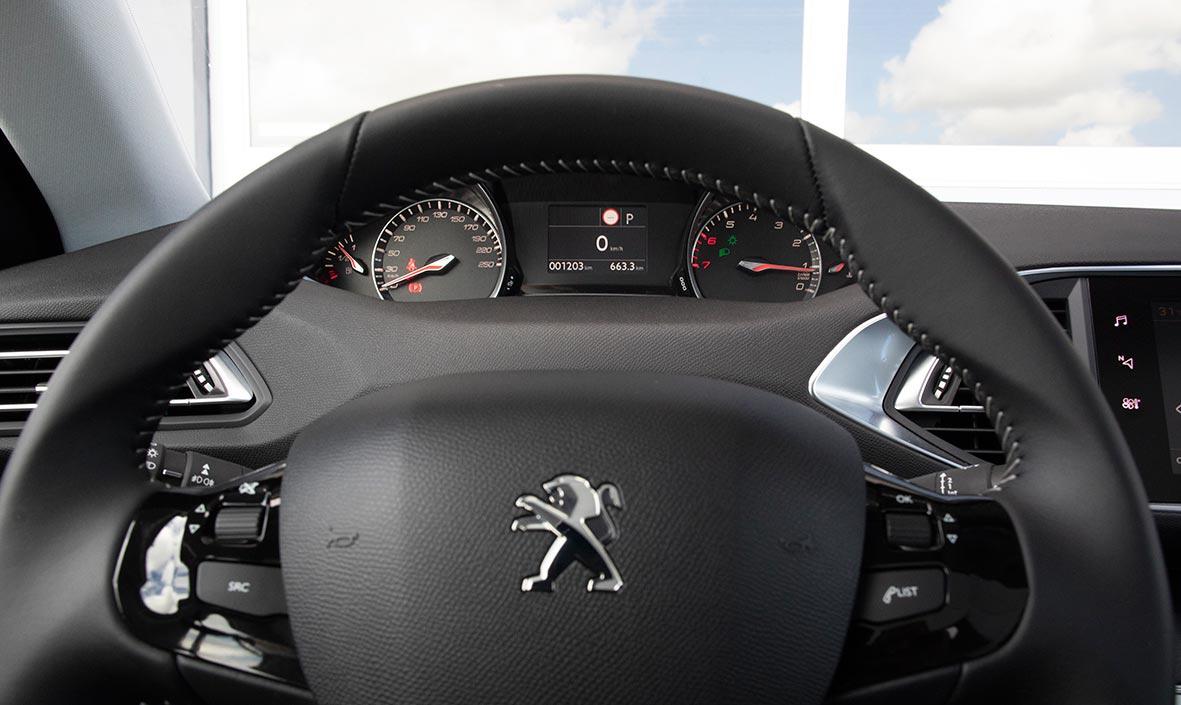 Peugeot 308 S i-Cockpit