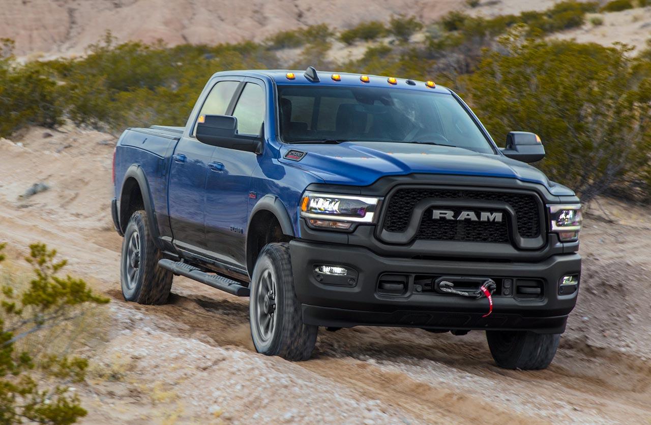 Ram 2500 Heavy Duty 2019
