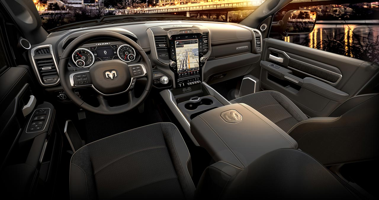 Interior Ram Heavy Duty 2019
