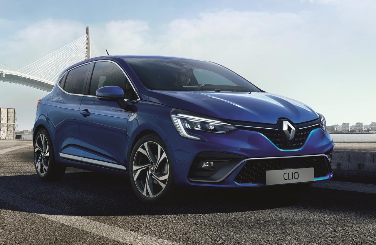Nuevo Renault Clio RS Line