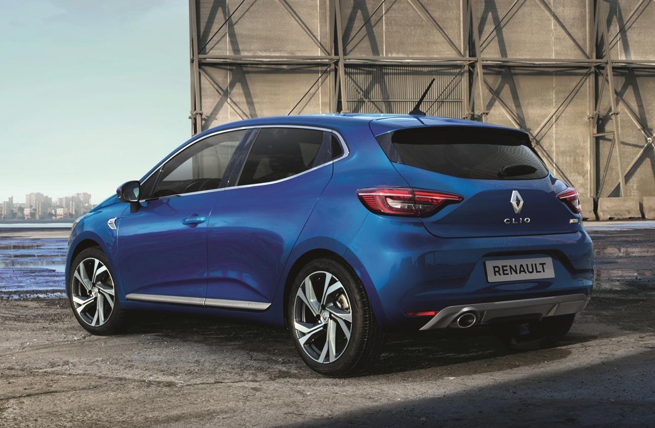 Nuevo Renault Clio R.S. Line
