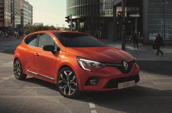 Con ustedes, el nuevo Renault Clio