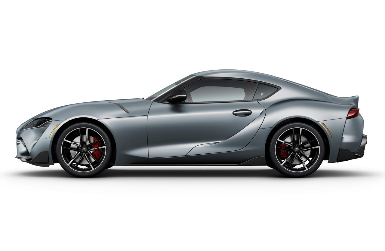 Nuevo Toyota Supra