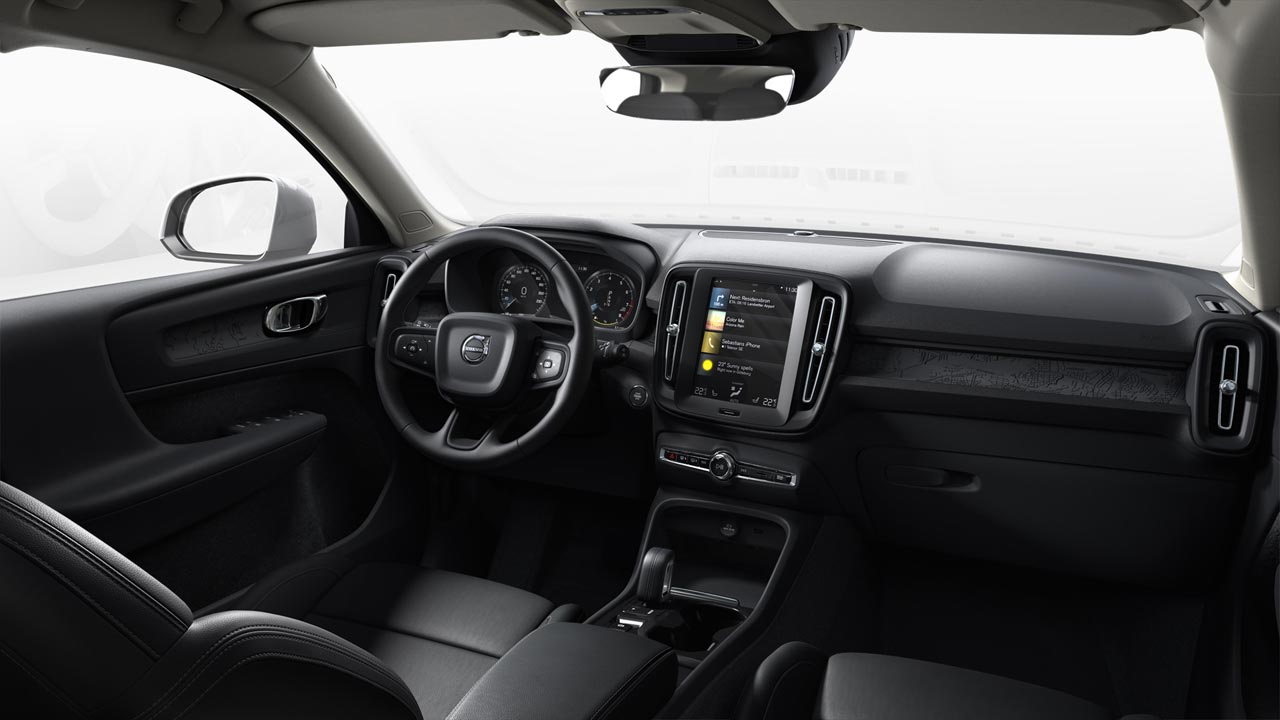Interior Volvo XC40 T4 Kinetic