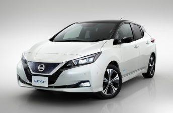 Nissan ya ofrece el Leaf en Argentina