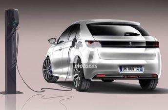 Anticipan el nuevo Peugeot 208 eléctrico