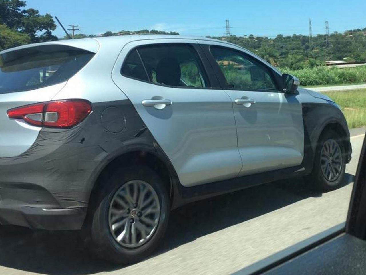 Fiat Argo Adventure