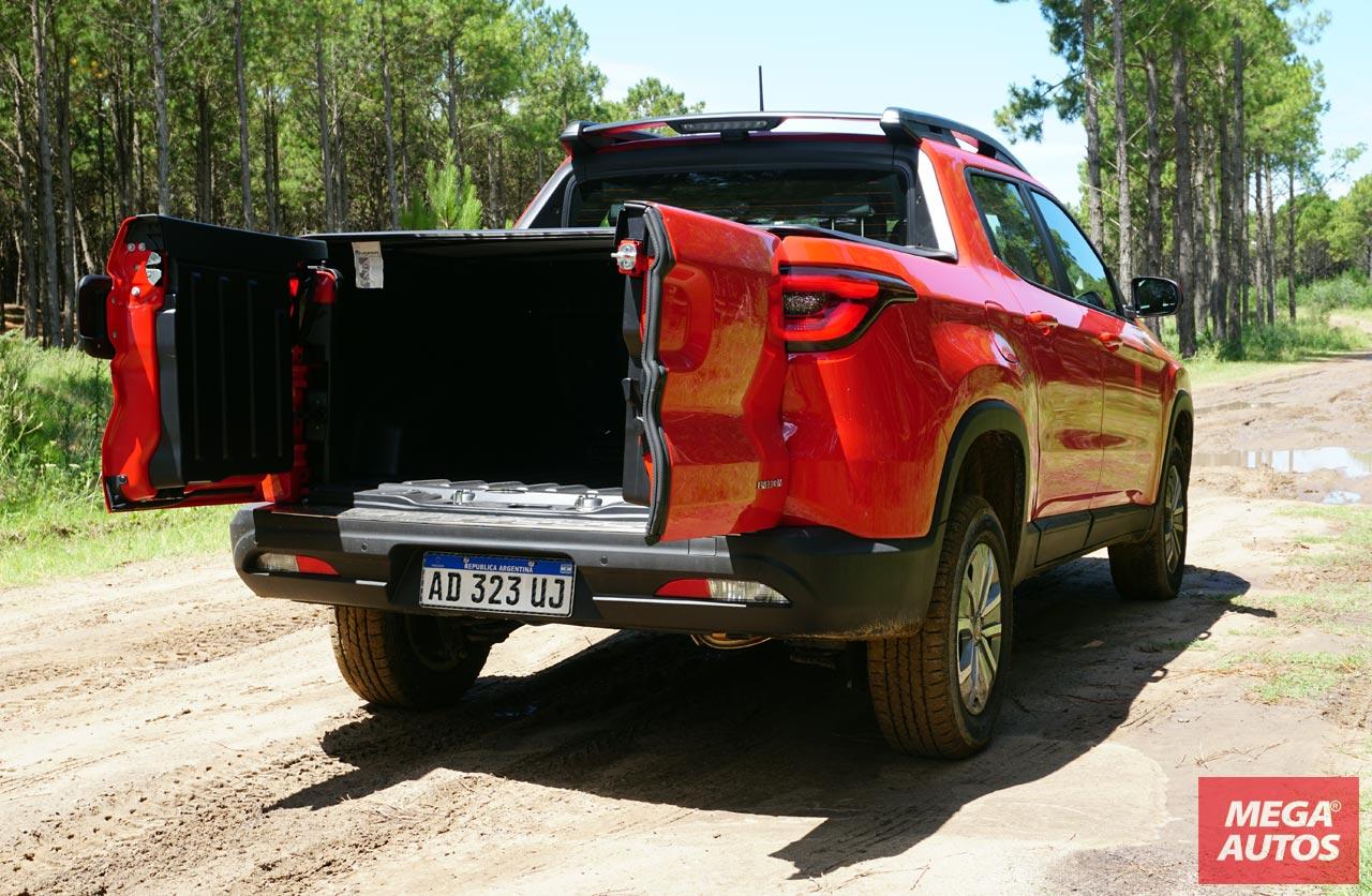 Portón Fiat Toro