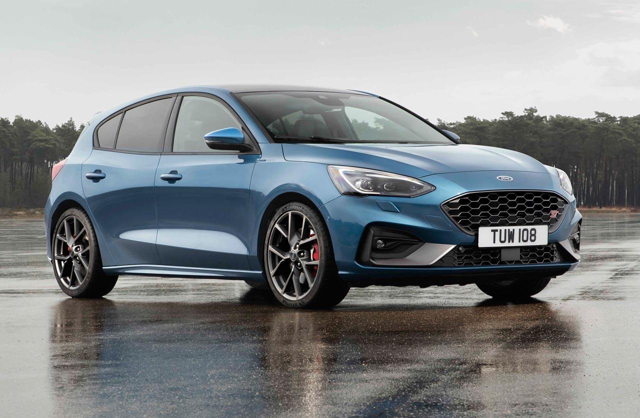 Así es el nuevo Ford Focus ST