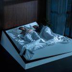 """Ford desarrolló una cama inteligente con tecnología de """"mantenimiento de carril"""""""