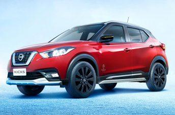 El Nissan Kicks UEFA Champions League ya está a la venta en Argentina