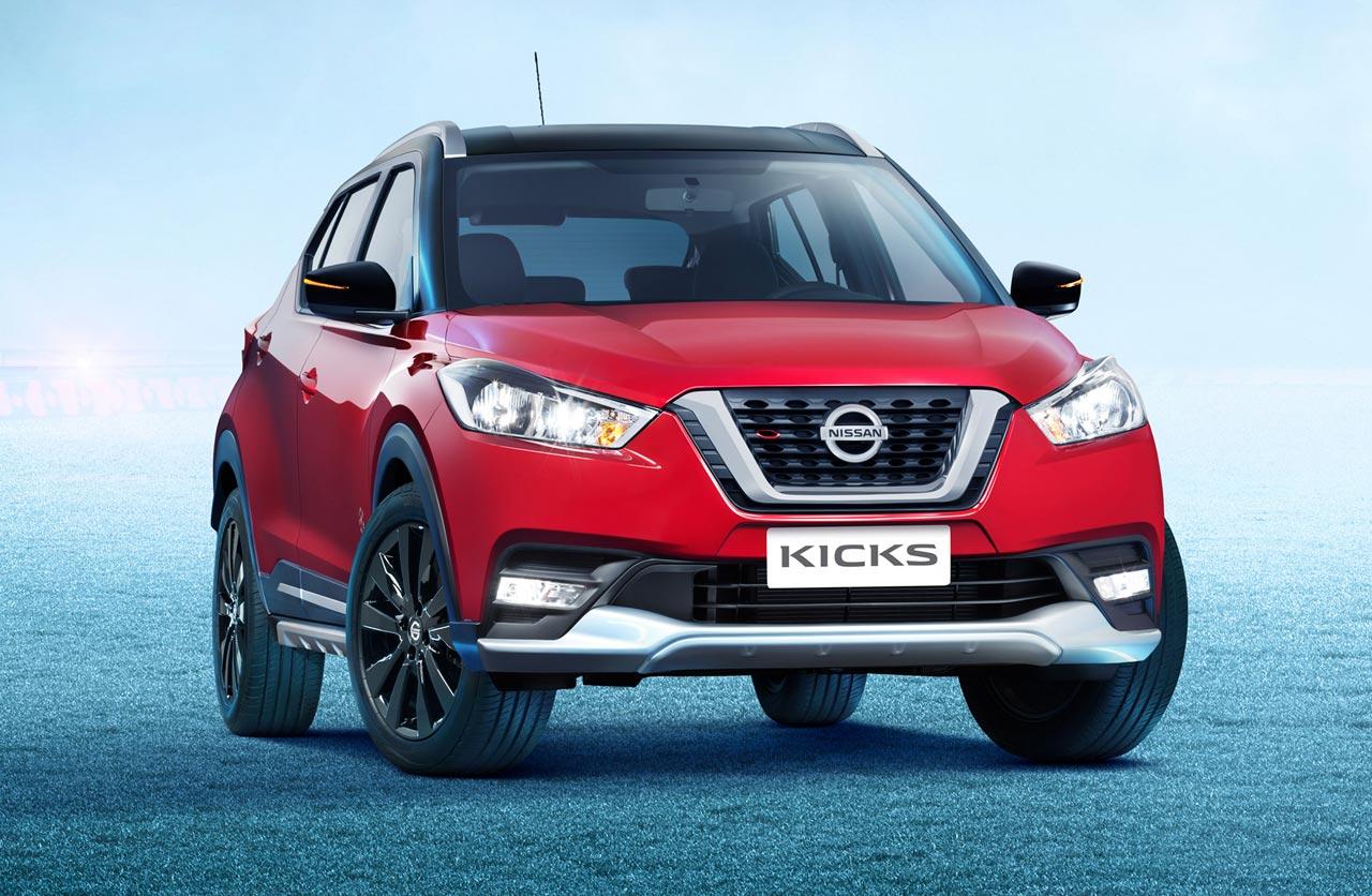 Nissan Kicks UEFA Champions League