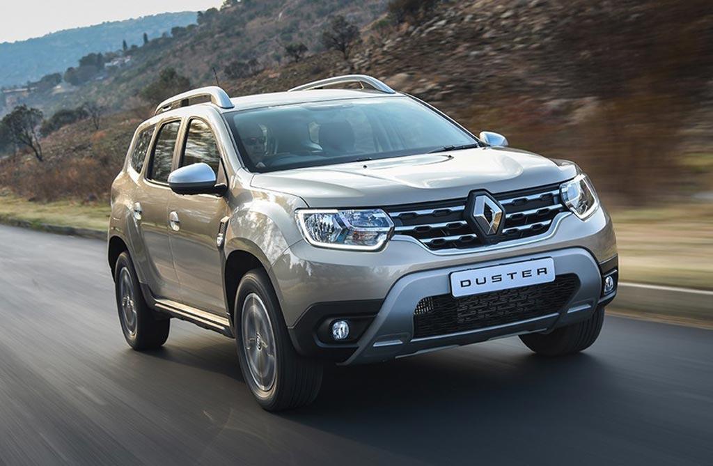 Anticipan la nueva Renault Duster regional