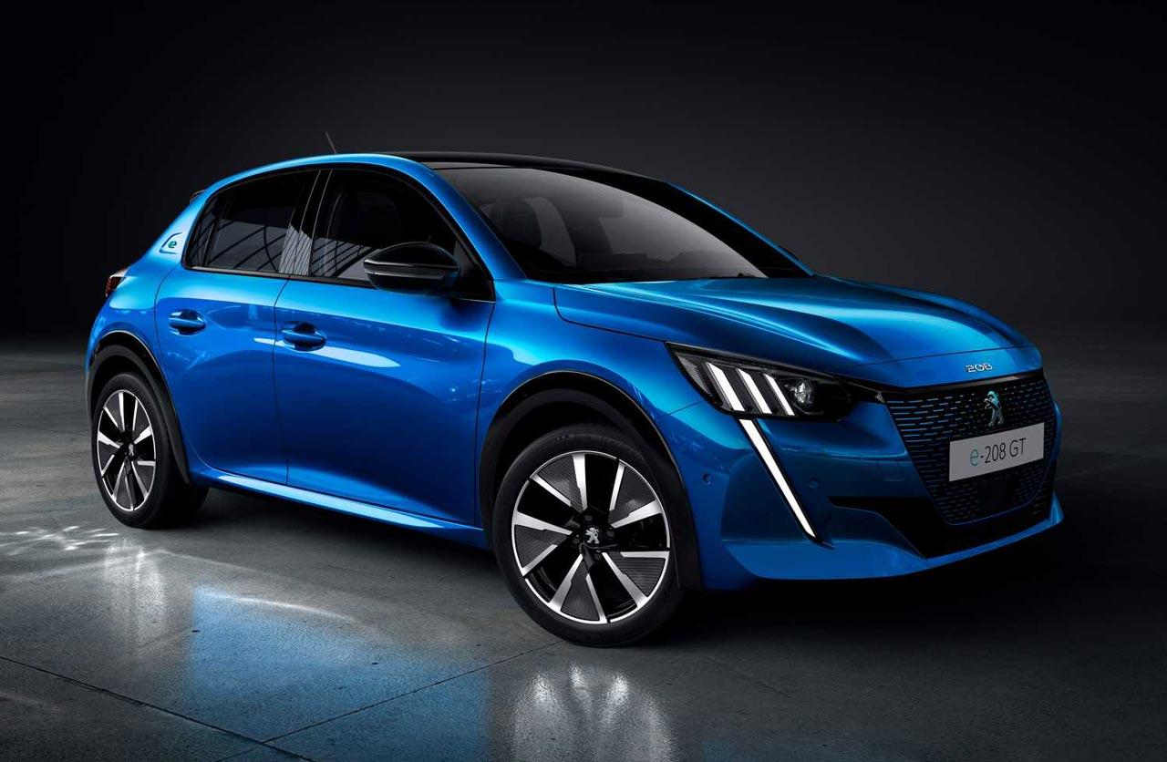 Oficial: el nuevo Peugeot 208