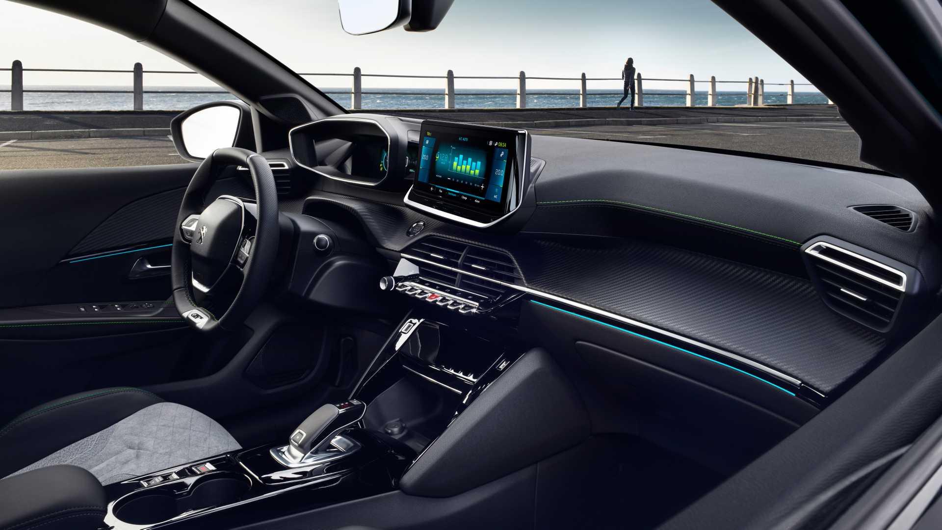 Interior Nuevo Peugeot 208