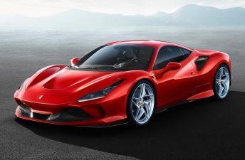 F8 Tributo, el nuevo superdeportivo de Ferrari