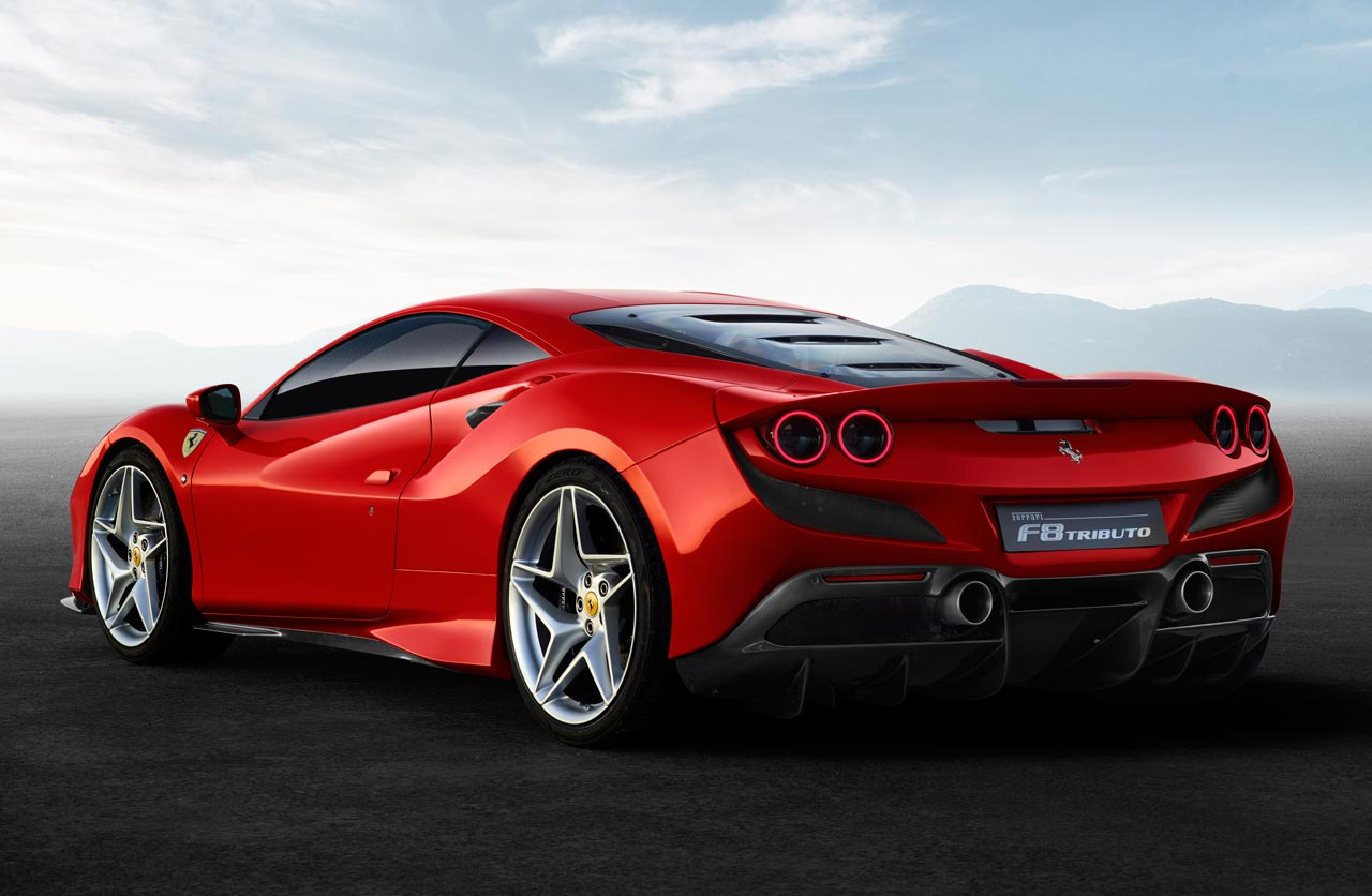Ferrari California T >> F8 Tributo, el nuevo superdeportivo de Ferrari - Mega Autos