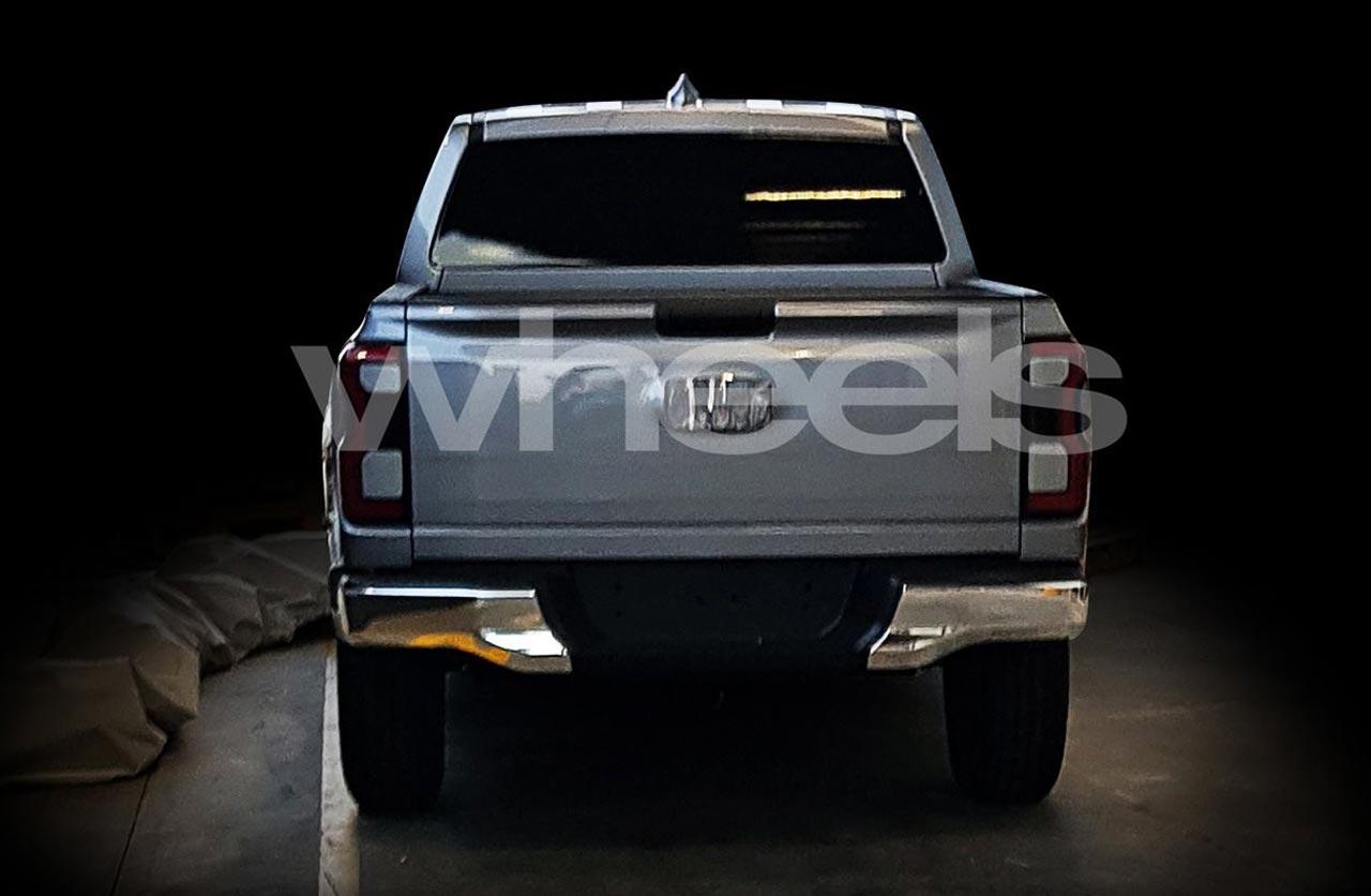 Nueva generación Ford Ranger