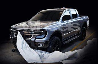 Con ustedes, ¿la futura Ford Ranger?