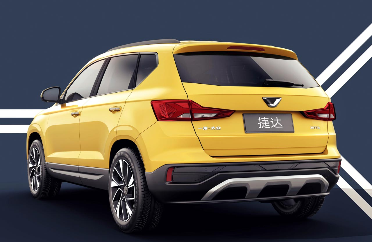 VW Jetta SUV China