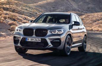 Los BMW X3 y X4 más poderosos
