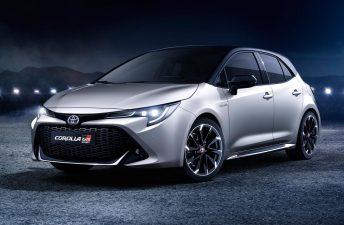 El nuevo Toyota Corolla se viste de deportivo