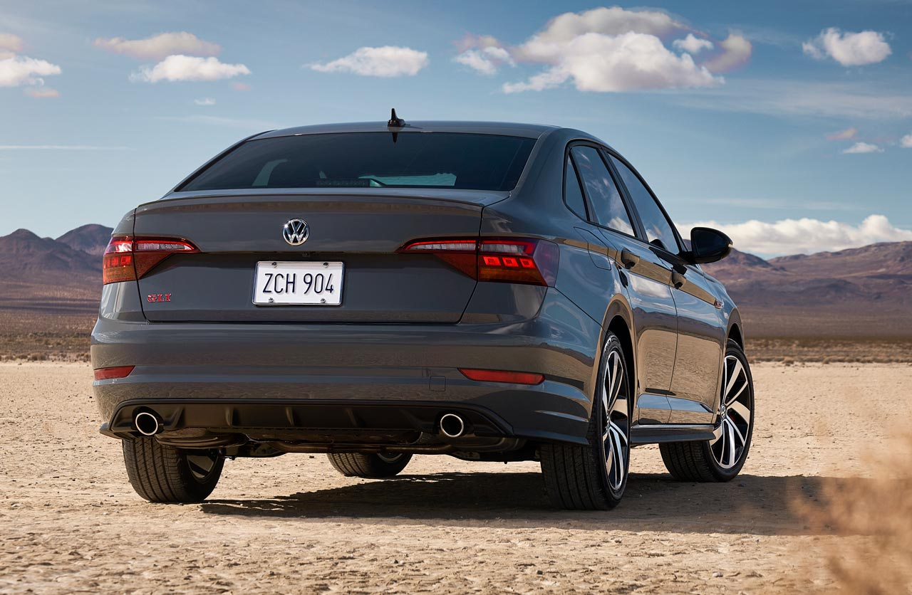 Nuevo Volkswagen Vento GLI 2019