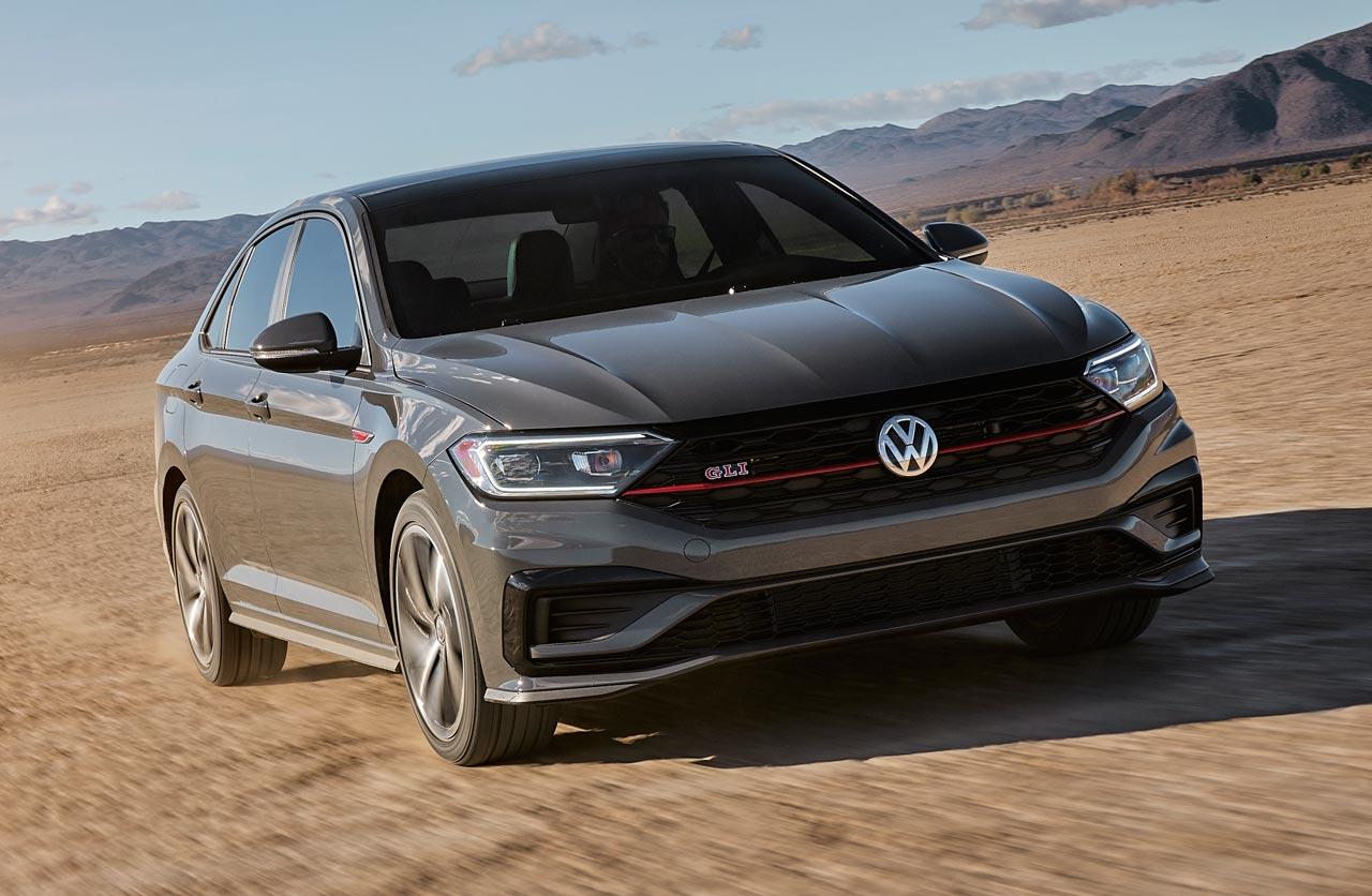 Volkswagen Vento GLI 2019