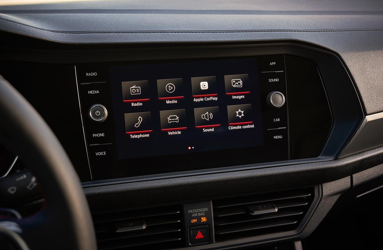 Equipo multimedia Volkswagen Vento GLI 2019