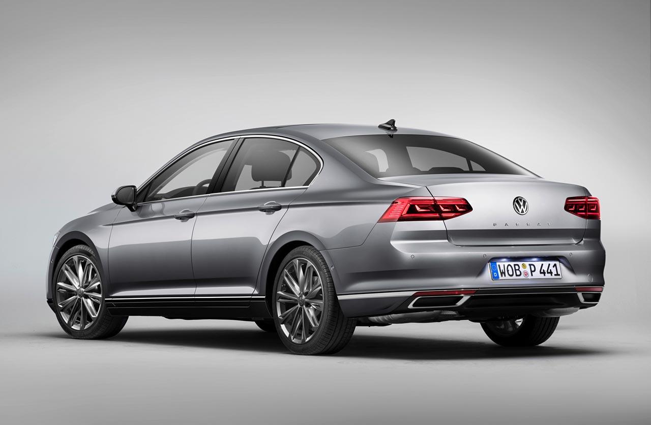 Volkswagen actualizó el Passat europeo - Mega Autos
