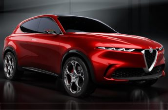 Con un nuevo SUV, Alfa Romeo debuta con los híbridos