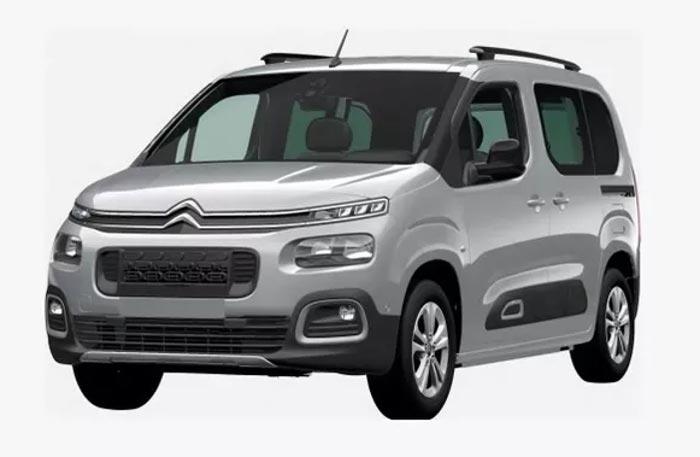Nueva Citroën Berlingo Brasil