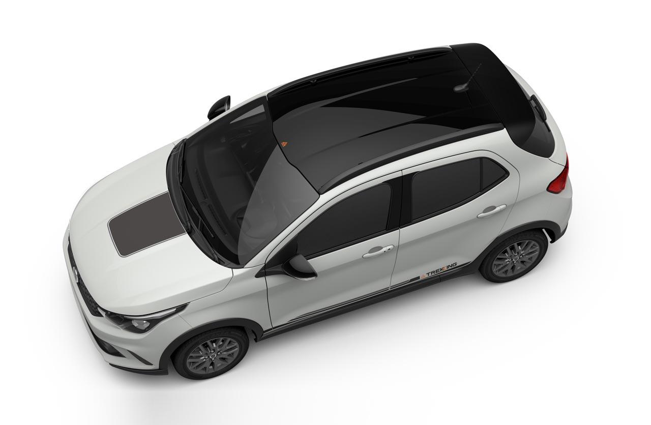 El Fiat Argo, con nueva versión Trekking